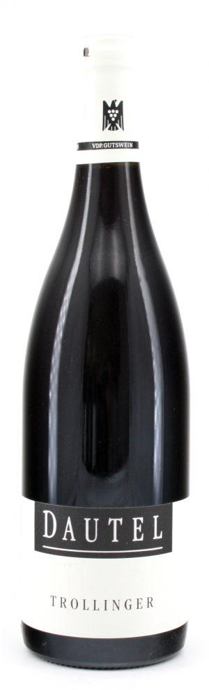 Trollinger Qualitätswein trocken  2019