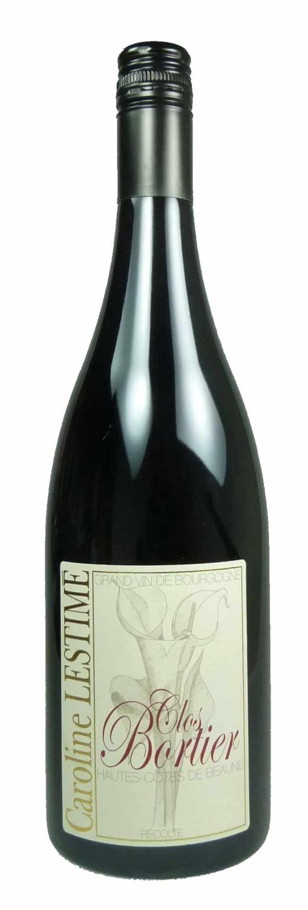 6 Flaschen 2017  Hautes-Côtes de Beaune Clos Bortier