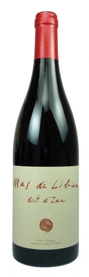 6 Flaschen 2019 Bout d'Zan  Côtes du Rhône rouge