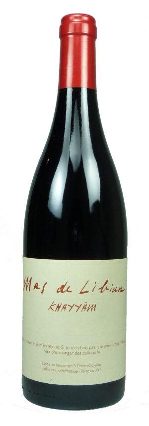 6 Flaschen 2019 Khayyâm Côtes du Rhône Villages rouge