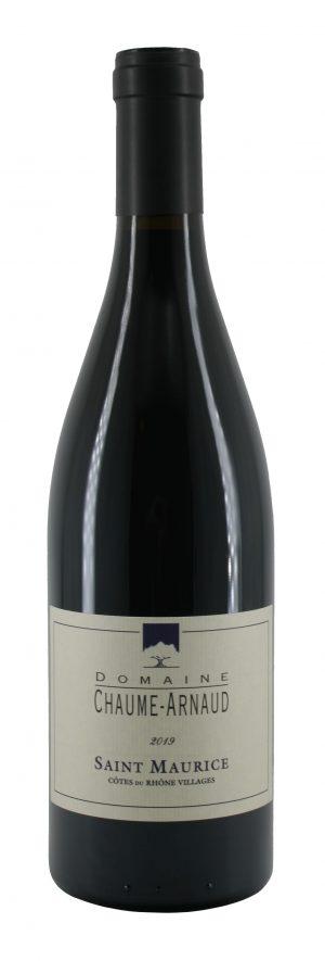 6 Flaschen 2019 Saint Maurice Côtes du Rhône Villages rouge