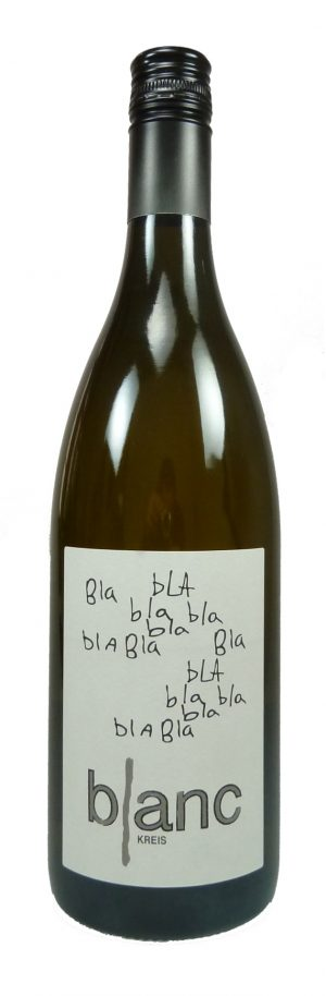 bla-bla-blanc Weißwein trocken 2019