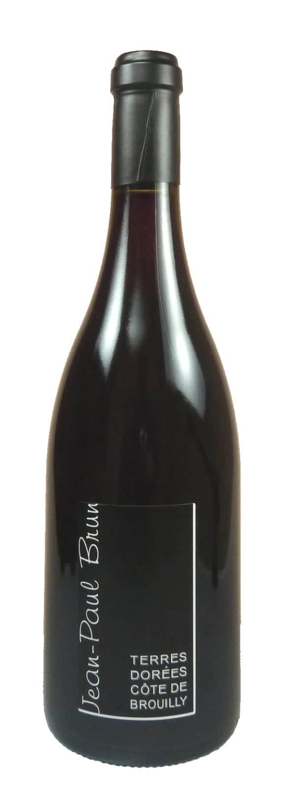 6 Flaschen 2018 Côte de Brouilly Domaine des Terres Dorées