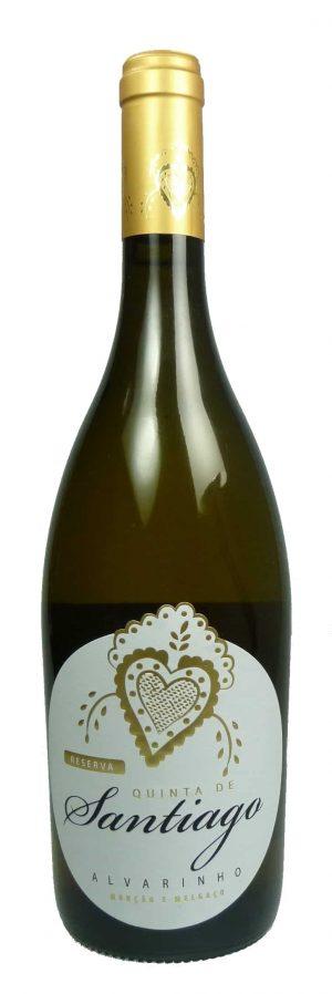 6 Flaschen 2018 Segredo da Avó Alvarinho Reserva