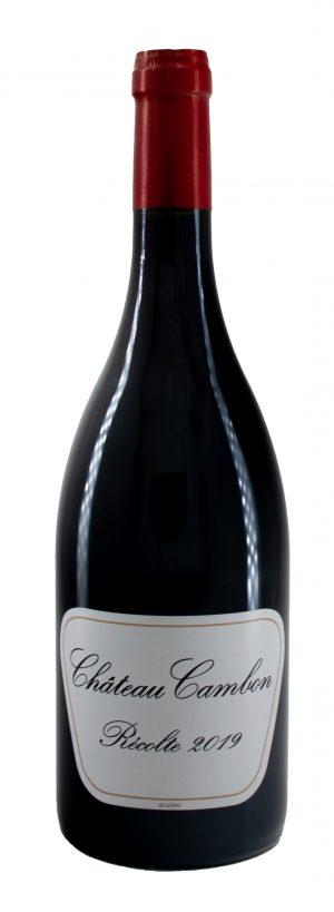 6 Flaschen 2019 Château Cambon
