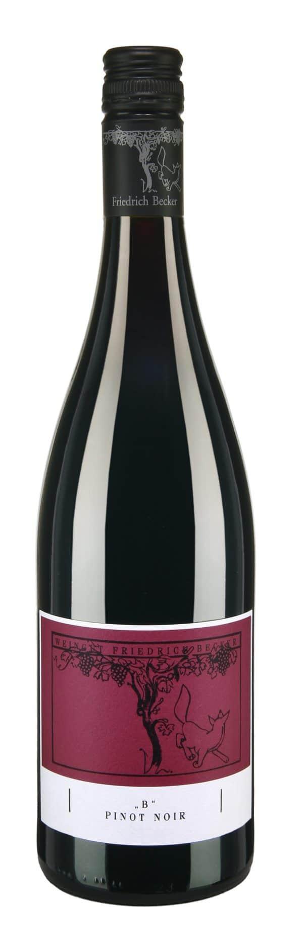 6 Flaschen 2016 Pinot Noir -B-