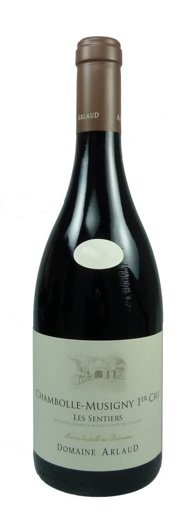 Chambolle-Musigny 1er Cru Les Sentiers 2019 ab Sep lieferbar