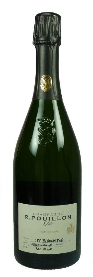 Les Blanchiens Champagne Brut Nature Premier Cru 2014