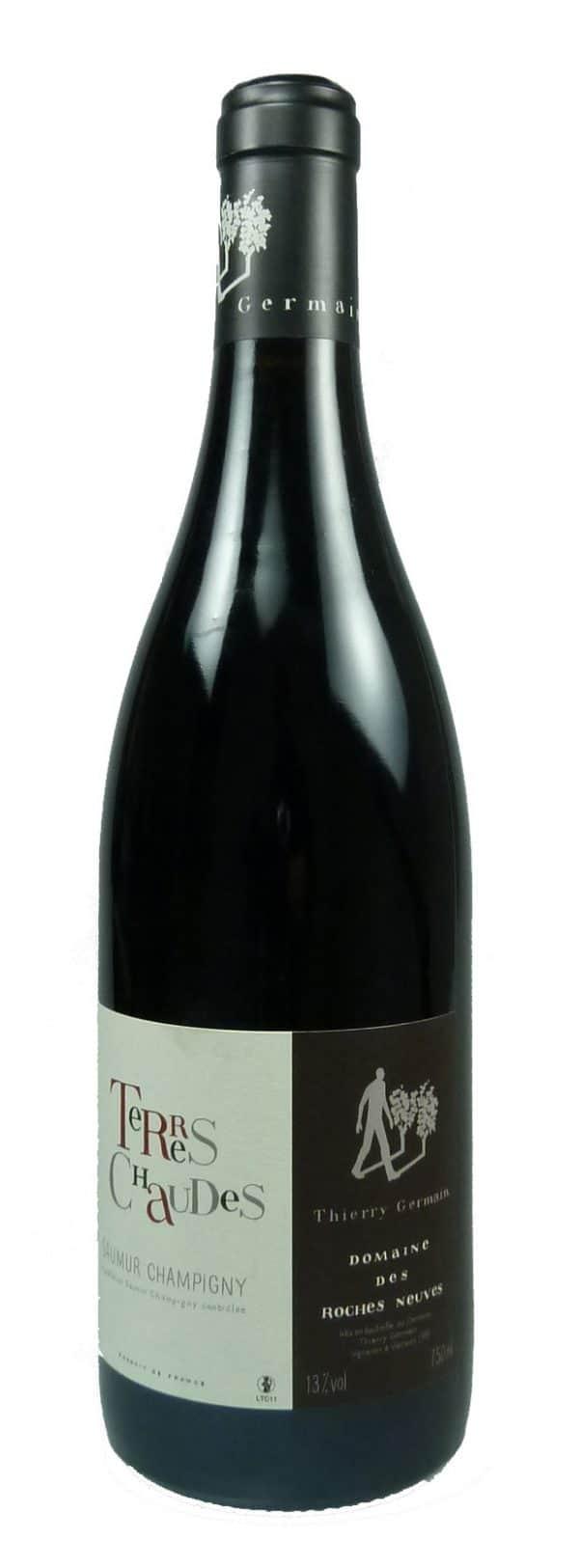 6 Flaschen 2019 Terres Chaudes Saumur-Champigny