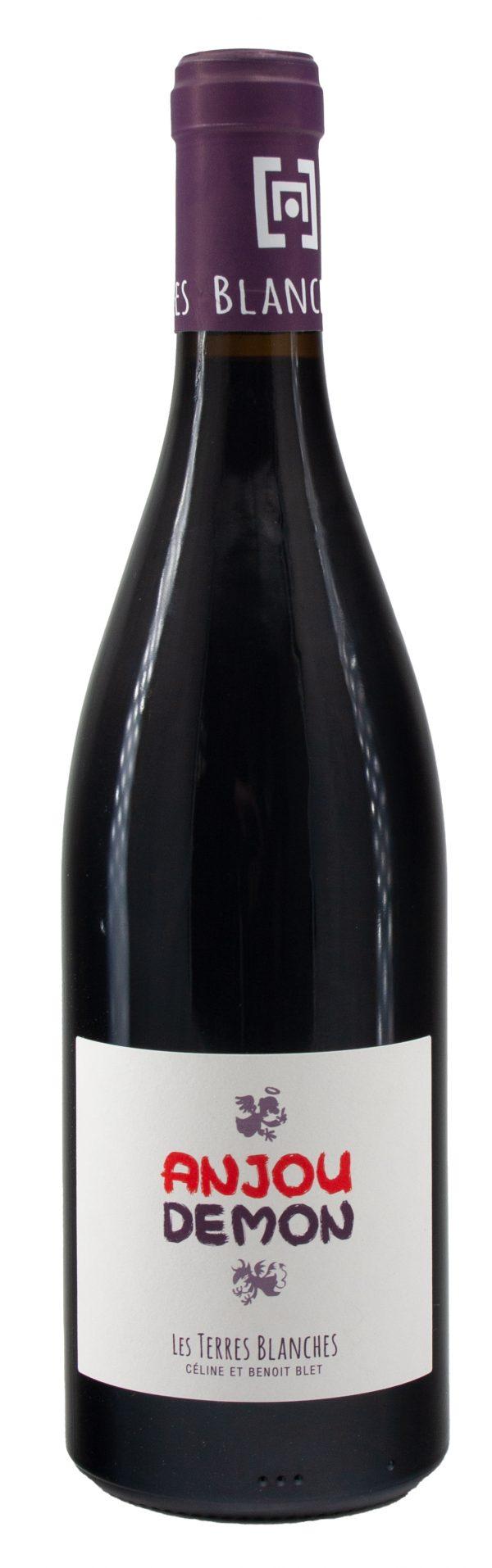6 Flaschen 2019 Anjou Demon