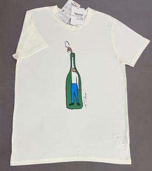 T-Shirt Michel Tolmer Größe L