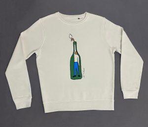 Sweatshirt Michel Tolmer Größe XL