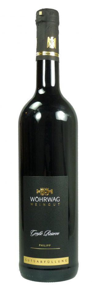 Philipp Rotweincuvée Große Reserve Qualitätswein trocken  2018