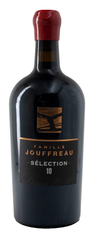 6 Flaschen Sélection Famille Jouffreau 10 ans