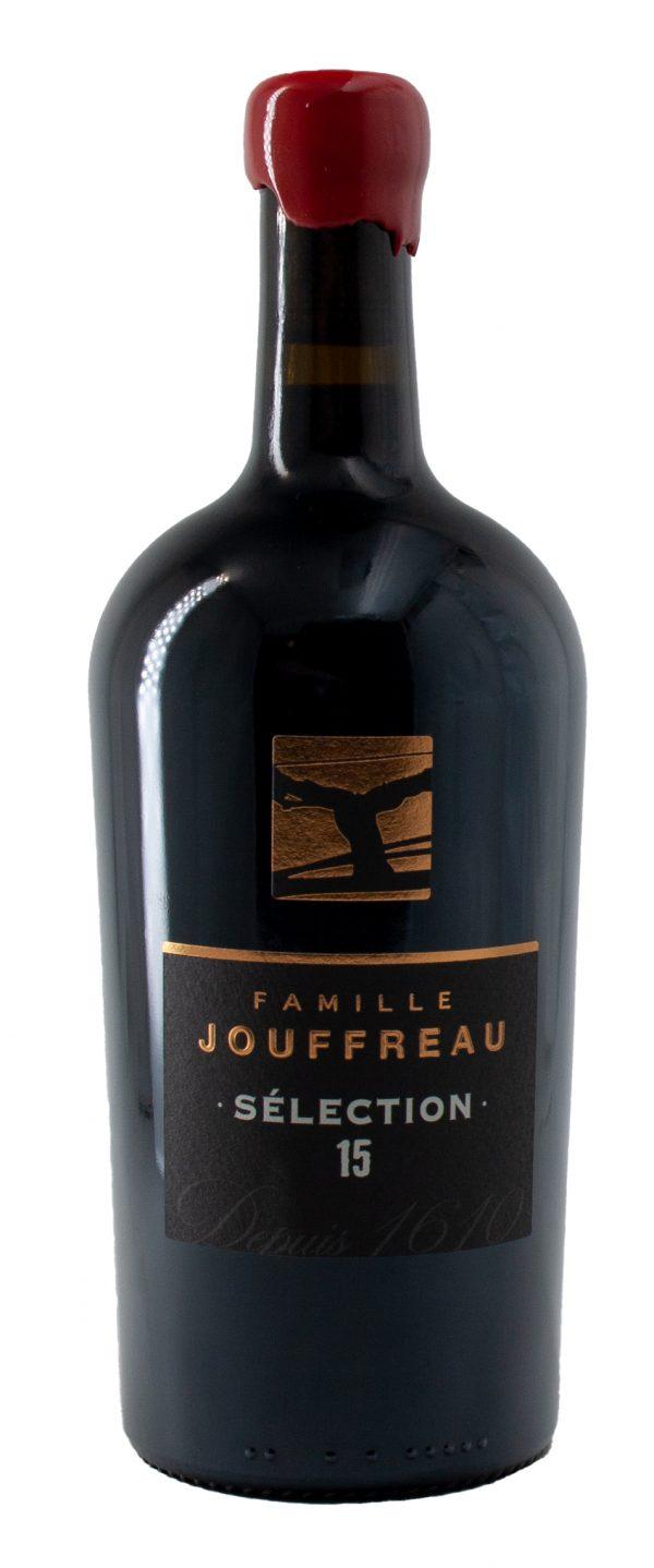 6 Flaschen Sélection Famille Jouffreau 15 ans