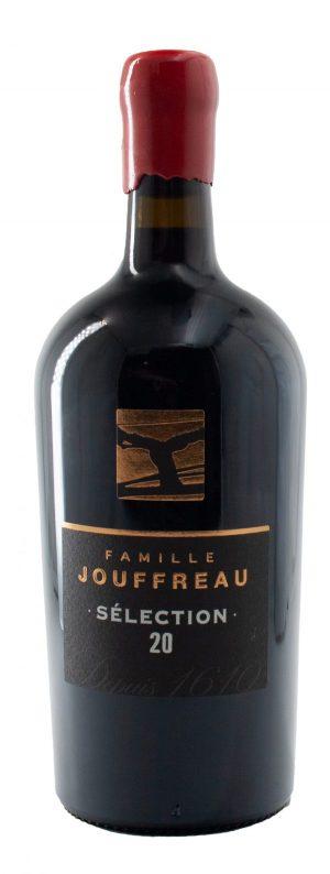 6 Flaschen Sélection Famille Jouffreau 20 ans