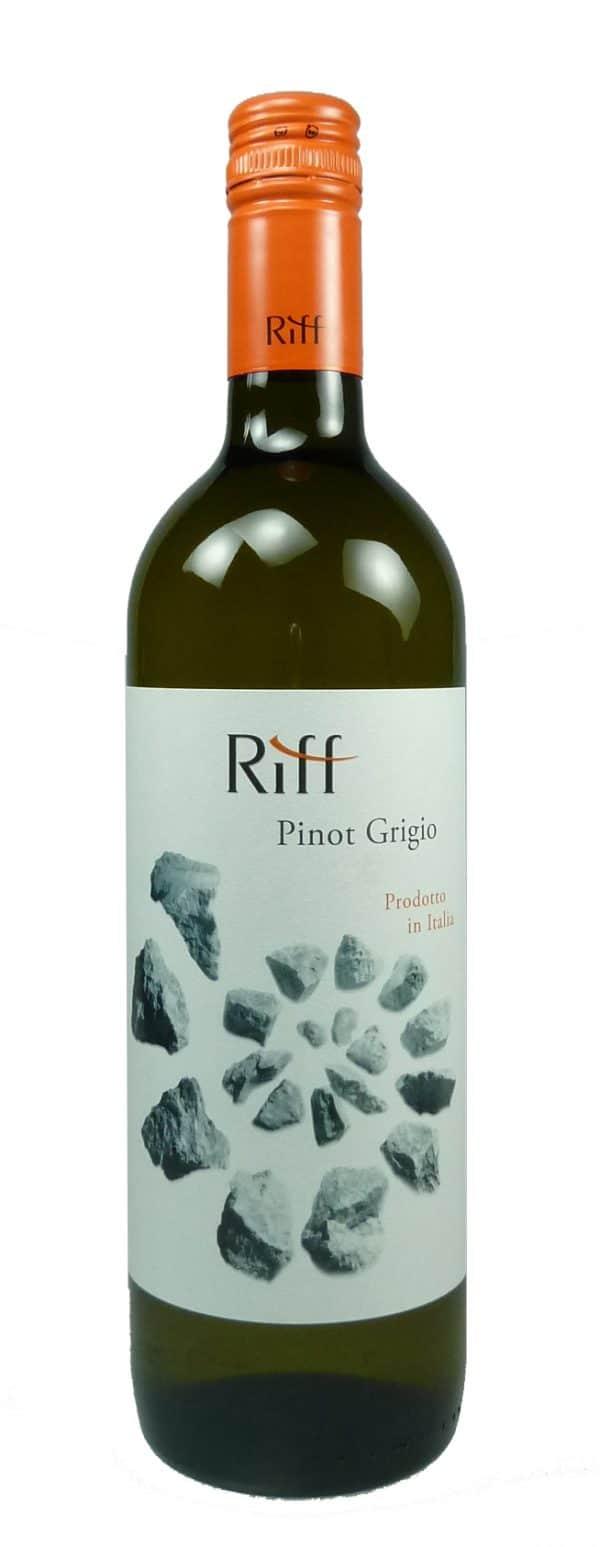6 Flaschen 2017 riff Pinot Grigio delle Venezie DOC