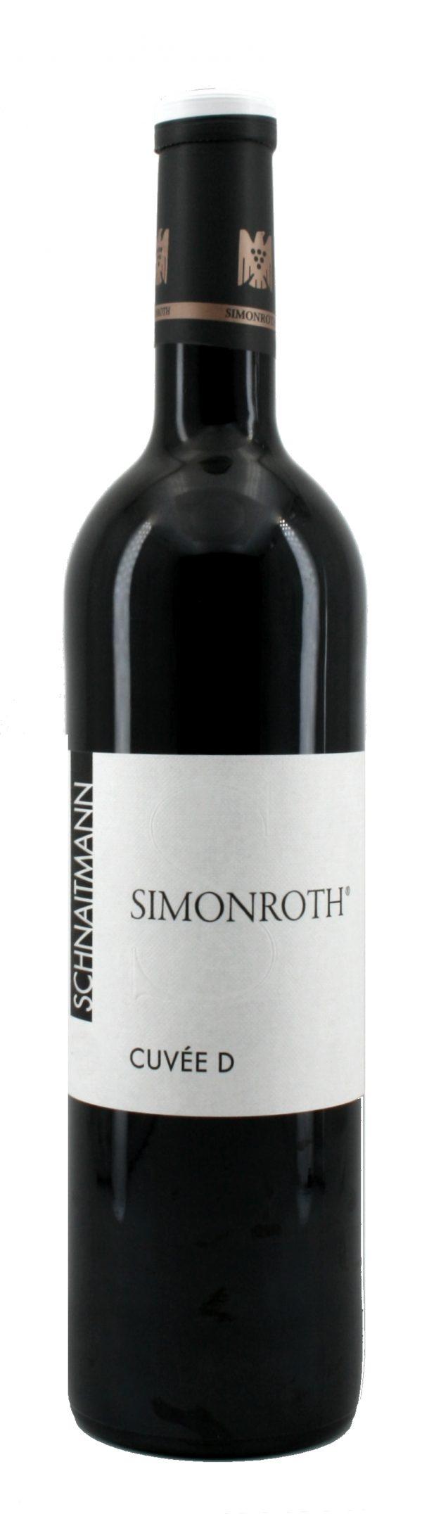 6 Flaschen 2018 Simonroth Cuvée D